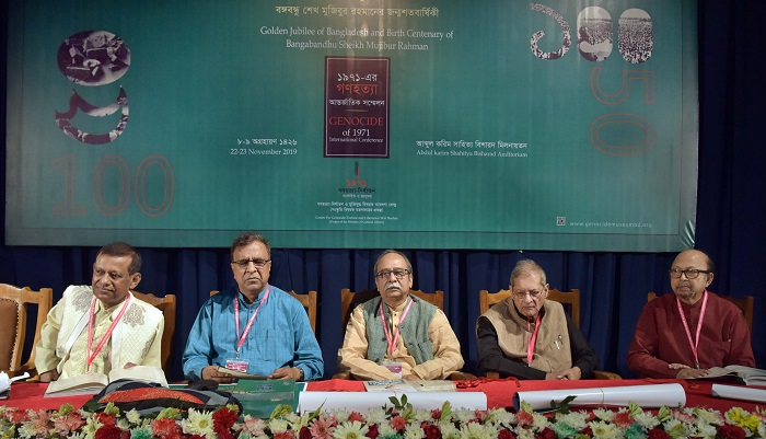 'Pak troops must be tried for 1971 genocide'