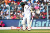 Bangladesh crumble in debut India day-night Test