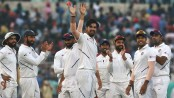Day-night Test: India on dominating mood