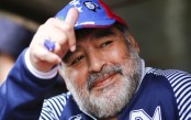 Maradona returns as coach of Argentina's Gimnasia two days after leaving