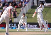 Williamson falls as England remove New Zealand top order