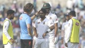Two concussion subs for Bangladesh in debut India day-night Test