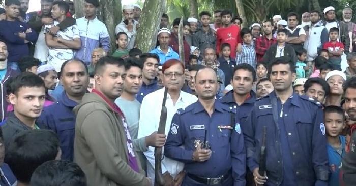 Robber' beaten dead in Laxmipur
