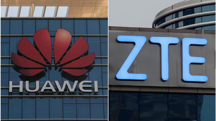 US FCC blocks China's Huawei, ZTE from subsidy programme
