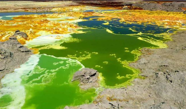 Scientists find place void of life forms despite abundant water