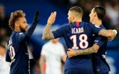 Icardi, Di Maria hand PSG victory on Neymar's latest return