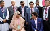 PM seeks India's help for development of cricket