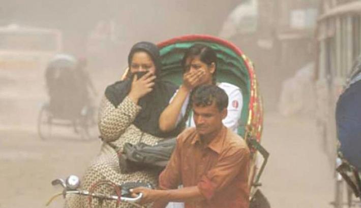 Air Pollution Rising at Alarming Rate