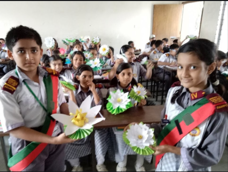 Final result of 'Bijoy Phul' competition-2018 published