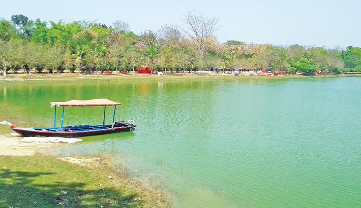 Tourism Boom at Ramsagar Dighi in Dinajpur
