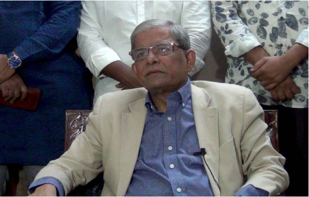 BNP doesn't seek permission, only informs authorities: Fakhrul