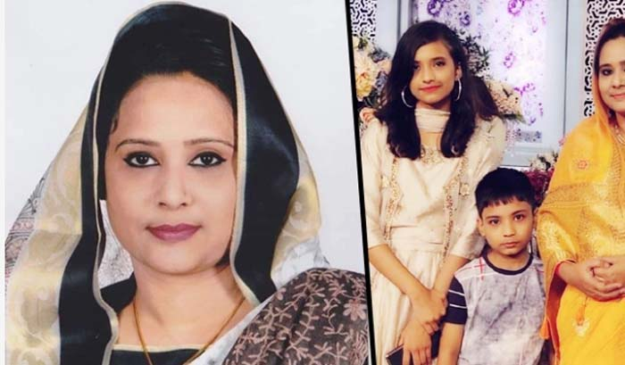 MP Bubly threats committing suicide with her children