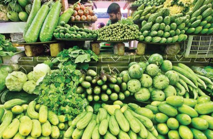 Vegetable prices in city markets still high
