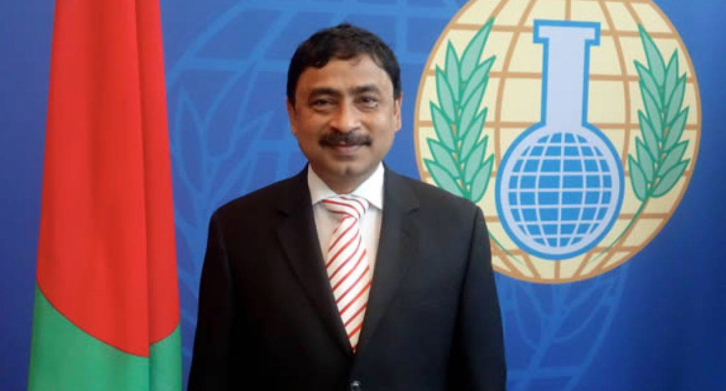 BD envoy Belal elected Committee of the Whole chair