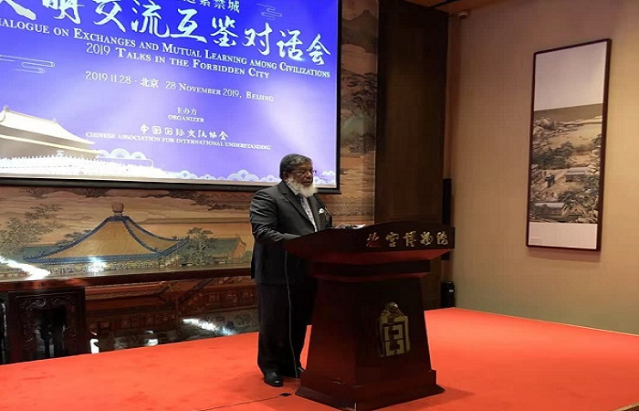 Dhaka pays high importance to Beijing