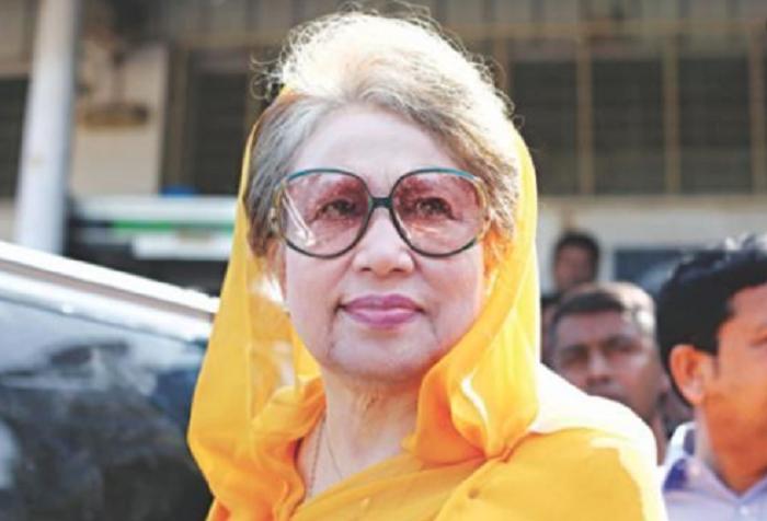 Khaleda's release being 'obstructed by govt': BNP