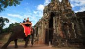 Cambodia to ban elephant rides at Angkor Wat
