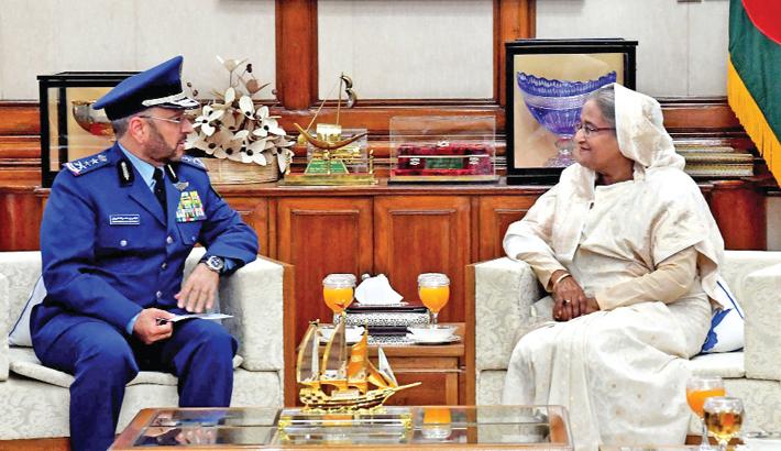 Riyadh to stay beside Dhaka on Rohingya issue