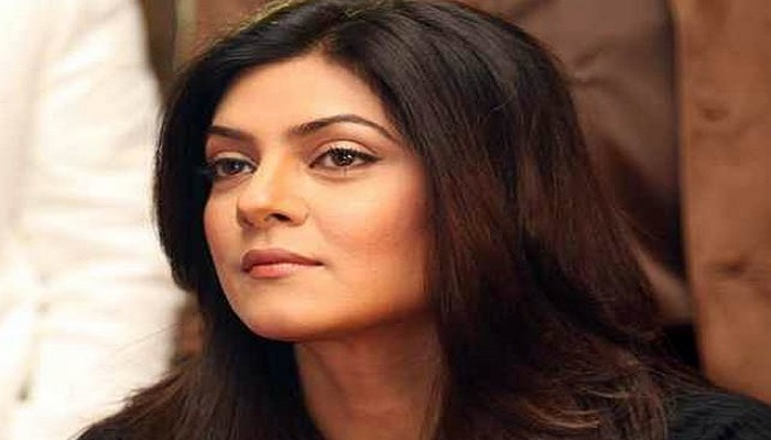 Sushmita Sen is acing it like a gymnast, giving major fitness goals
