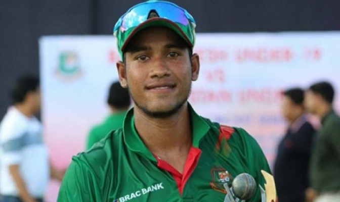Cricketer Onik faces suspension for positive dope test