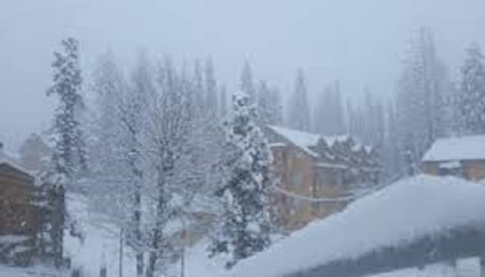 Cold tightens grip on most parts of J-K, Ladakh