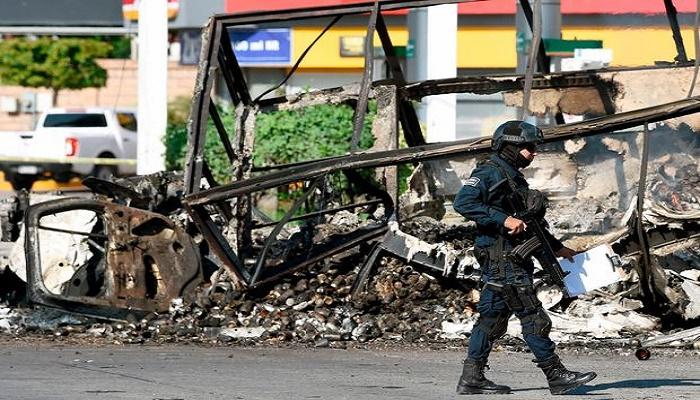 At least 14 dead in Mexico gun battle near Texas border