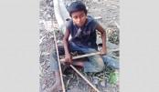 Street children left in miseries