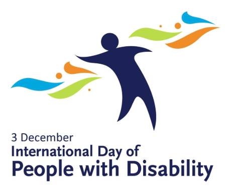 Int'l Day of Persons with Disabilities on Tuesday