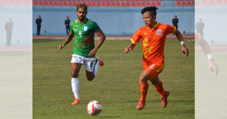 SA Games: Bangladesh concede shocking defeat against Bhutan