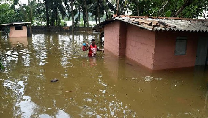 Sri Lankan President instructs to ensure safety of people affected by floods, landslides