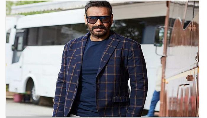 Ajay Devgn confirms working with Sanjay Leela Bhansali