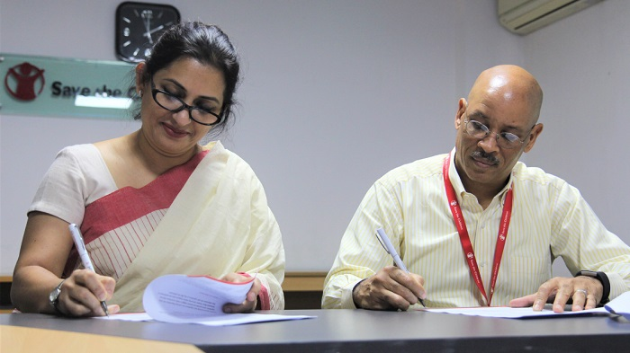 Bipasha Hayat made Goodwill Ambassador for Save the Children in Bangladesh
