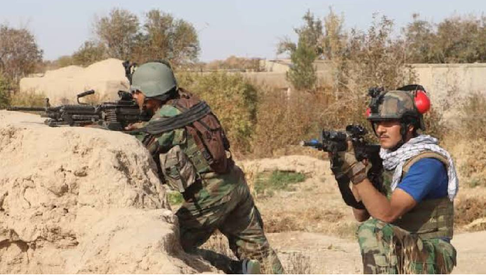 4 militants killed, 2 arrested in Afghan special forces operations