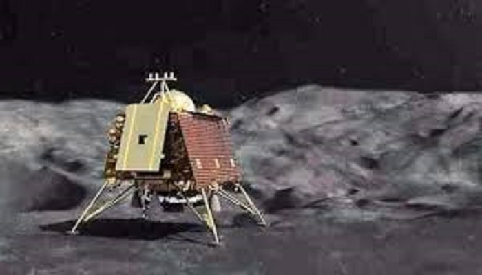 NASA finds Chandrayaan-2 lander Vikram