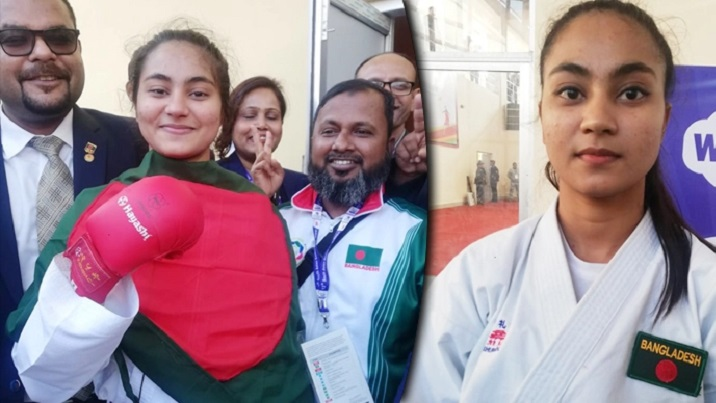 Humayra secures 4th gold for Bangladesh in SA Games