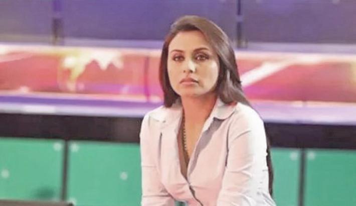 Rani to debut as a real life news anchor