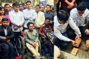 BCL builds ramp for physically challenged students at Madhur Canteen