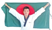 Dipu clinches first gold  for Bangladesh