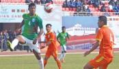 Bhutan upset Bangladesh