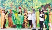Amra Shobai Raja staged at Scholastica