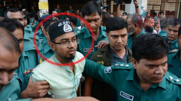 Unknown person gives IS cap: Death row convict Rigan