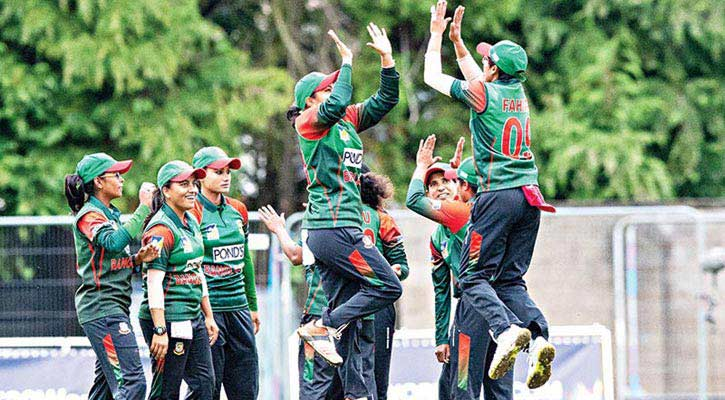 SA Games: Bangladesh Women crush Nepal by 10 wickets