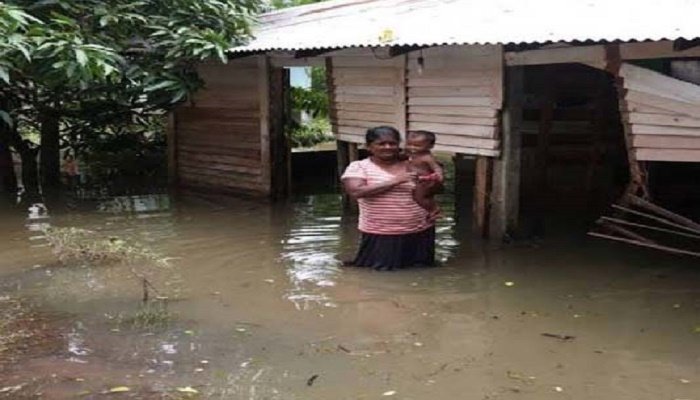 6 people killed in Sri Lanka heavy rains