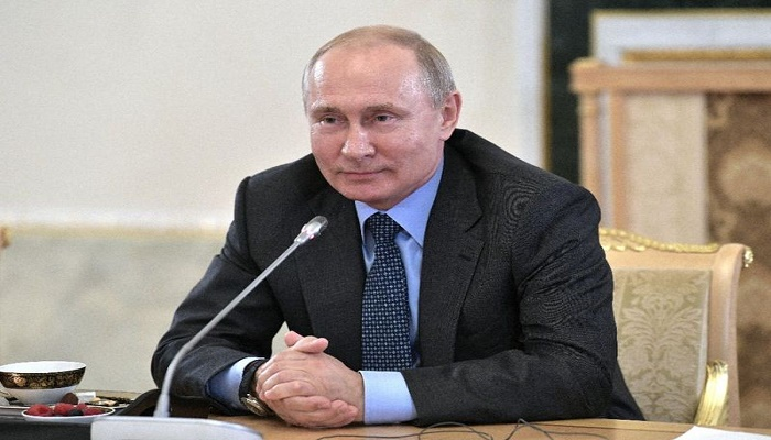 Russia ready to cooperate with NATO: Vladimir Putin