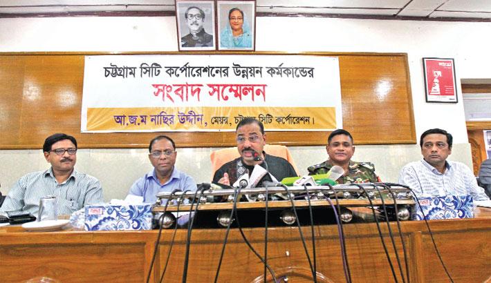 Efforts on to ensure  facilities of modern  city: Mayor Nasir