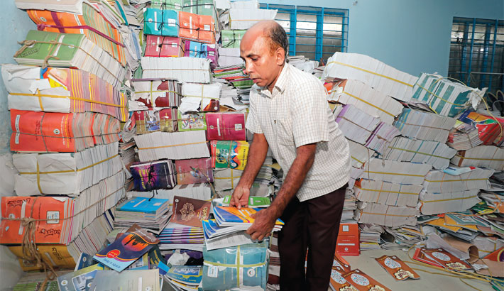 35.4cr new books ready for textbook festival