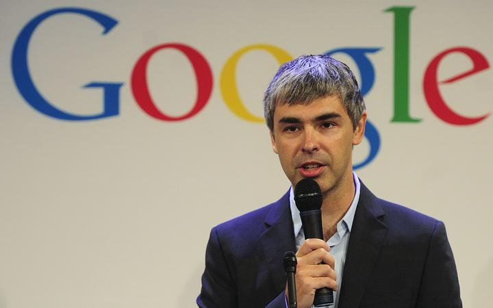 Google co-founders step down