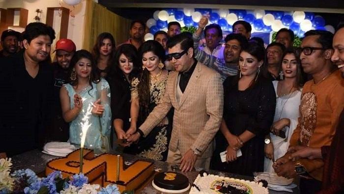 Actor Raaz's birthday celebrated