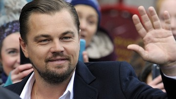 Di Caprio among celebrities backing new climate initiative