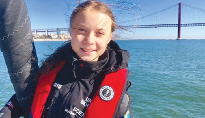 People underestimate 'angry kids': Greta Thunberg
